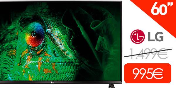 Smart TV LG 60UJ630V 60'' UHD 4K