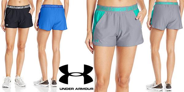 Under Armour Play Up Short 2.0 pantalones de deporte para mujer baratos