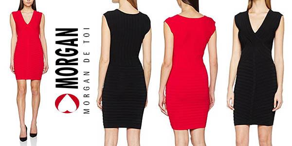 vestido corto elegante Morgan 171-Rcirc para mujer barato