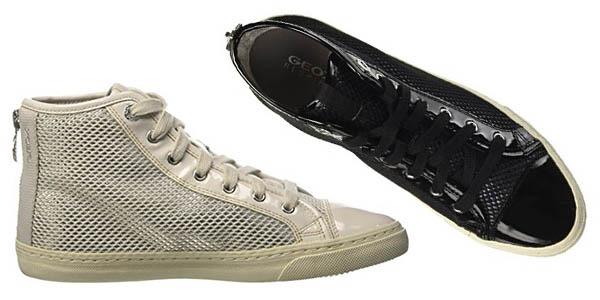 zapatillas Geox D Giyo cómodas de bota