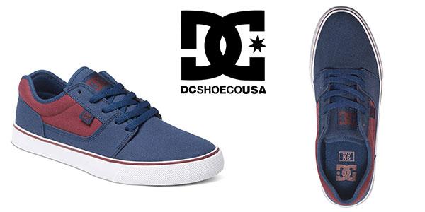 Zapatillas de skate DC Tonik TX muy baratas