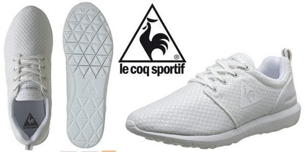 zapatillas Le coq Sportif Dynacomf Femenine blanco para mujer baratas