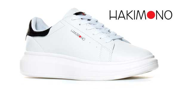 Zapatillas Tomaya de Hakimono chollo en Ebay