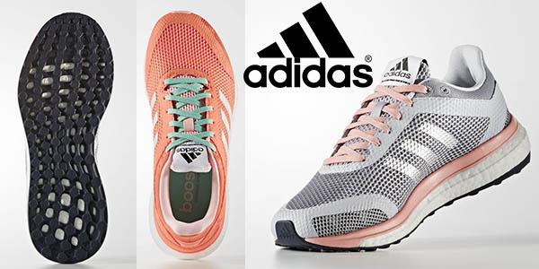 Adidas Response Plus zapatillas para mujer de running con cupón descuento noviembre 2017