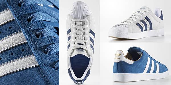 Adidas Superstar Vulc ADV zapatillas casual unisex baratas