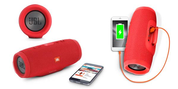 Altavoz Bluetooth JBL Charge 3 al mejor precio online