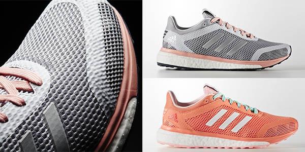 Bambas Adidas Response Plus con malla transpirable cómodas