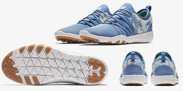 bambas flexibles y transpirables Nike Free TR7