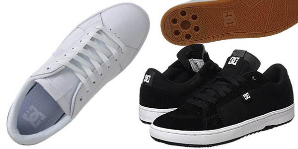 bambas de estilo skater DC Shoes Astor chollo