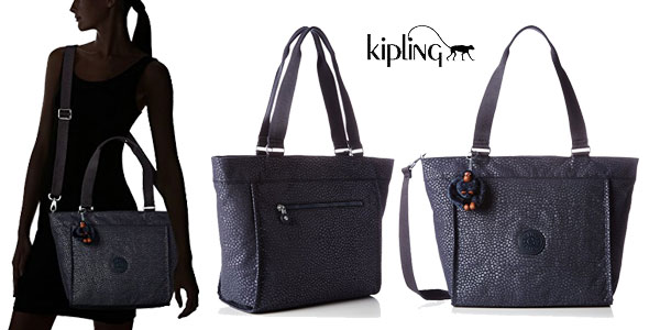 Bolso Kipling New Shopper S chollazo en Amazon