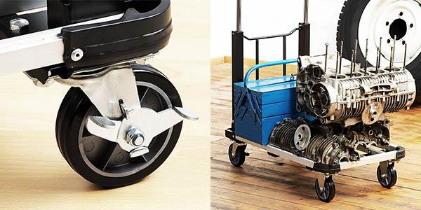 carrito para transportar y para mudanzas cómodo de utilizar con una genial relación calidad-precio