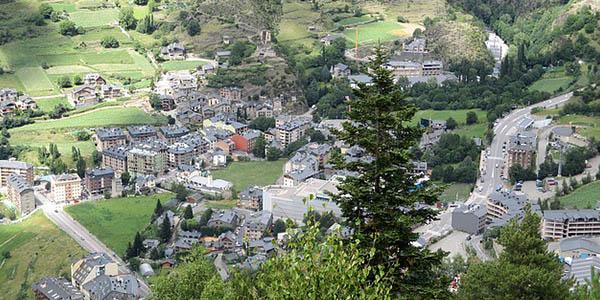 escapada Andorra Caldea agosto 2017