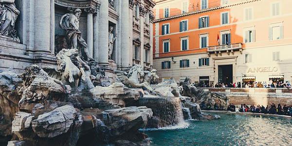 escapada a Roma agosto 2017