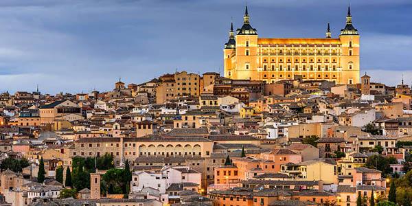 escapada a Toledo agosto 2017