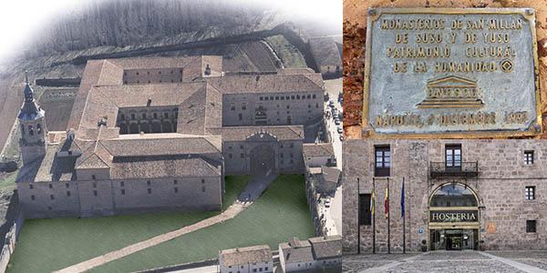 fin de semana con encanto en La Rioja alojamiento declarado Patrimonio de la Humanidad