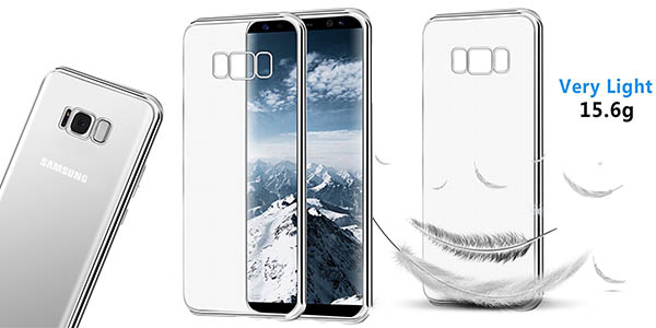 funda Bigmeda para smartphone Samsung S8 flexible