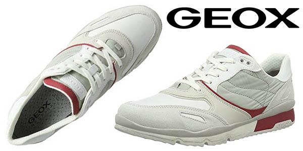 Geox U Sandford A zapatillas para hombre baratas