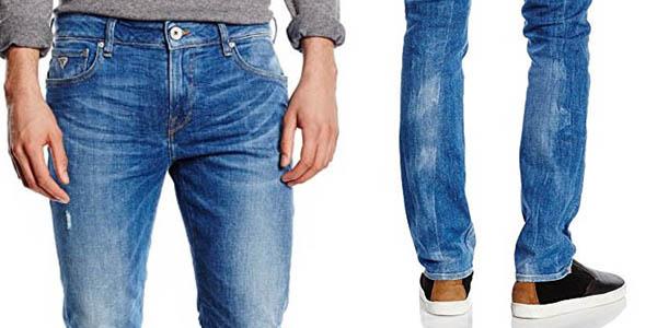 Guess Skinny tejanos de estilo casual chollo