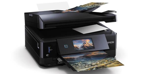 Epson Expression Premium XP-830 + papel fotográfico