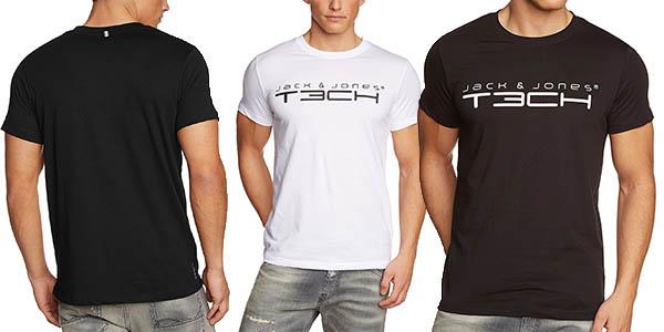 Jack & Jones TC Foam New Tee Short Sleeve camiseta para hombre barata