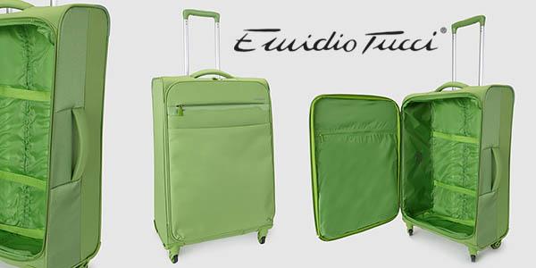 maleta blanda Emidio Tucci 76 litros barata