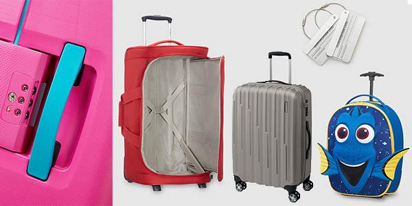 maletas trolleys rebajados en El Corte Inglés