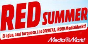 Ofertas Media Markt Red Summer
