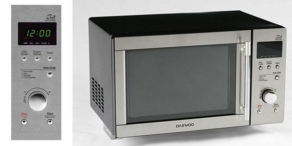 Microondas Daewoo KOG-837RS al mejor precio en eBay