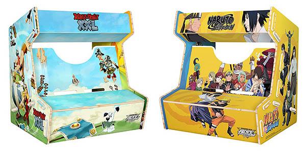 Mueble Arcade Mini para Nintendo Switch barato