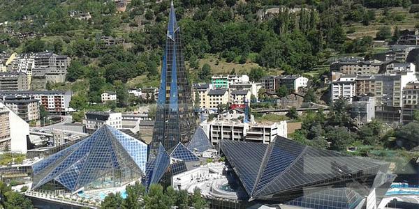 oferta Caldea Andorra hotel