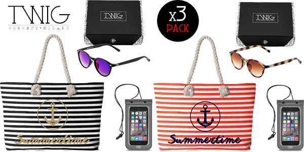 Pack Summer Twig Concept Milano chollo en Amazon