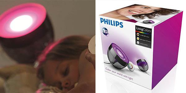 Philips LivingColors Iris lámpara programable LED colores chollo