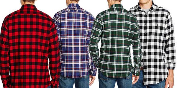 Redford Kopenhagen camisas casual cómodas chollo