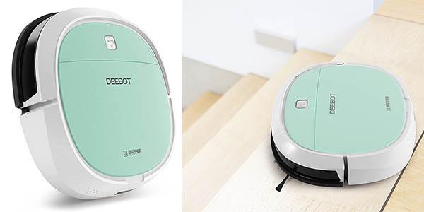 robot inteligente Deebot Robotics mini precio brutal