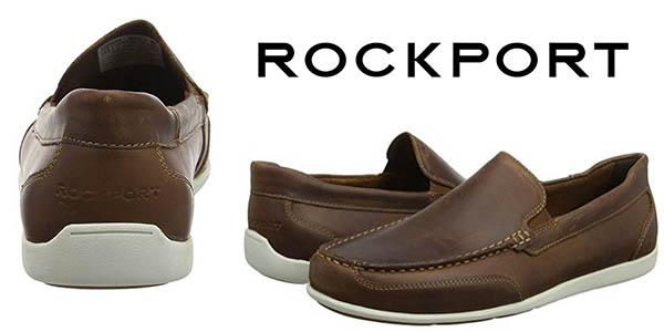 Rockport Bennett Lane 3 Venetian mocasines para hombre diseño casual baratos