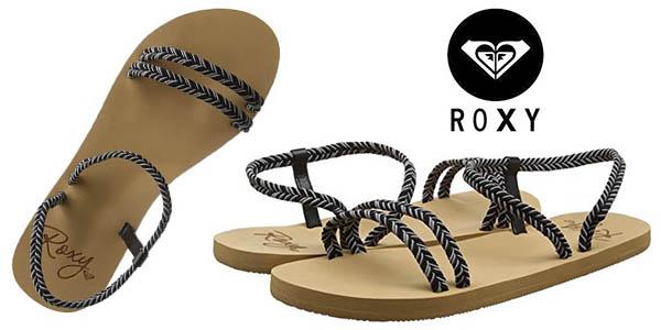 Roxy Luana sandalias Flip-Flop para mujer baratas
