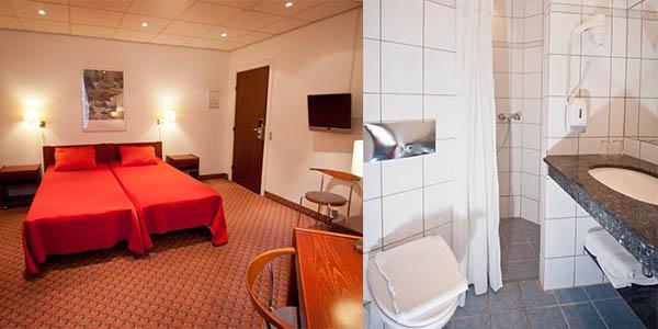 Saga Hotel alojamiento Copenhague