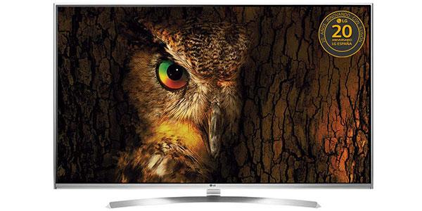 Smart TV led 60'' LG 60UH850V SUPER UHD 4K barata