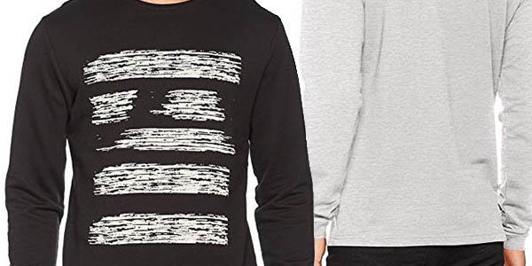 sudadera-jersey cómodo y diseño casual Only & Sons chollo