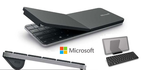 Teclado Microsoft Wedge Mobile Bluetooth al mejor precio en Amazon