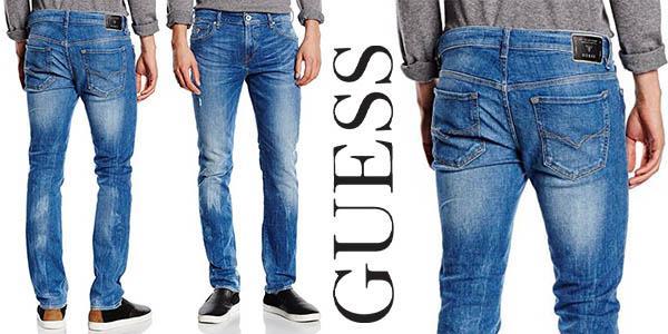 أراك غدا حاد الكابوس Pantalones Guess Ffigh Org