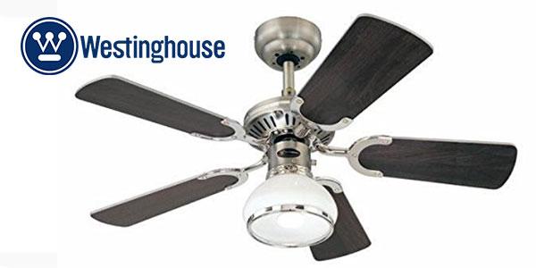 Ventilador Westinghouse Princess Radiance II barato en Amazon