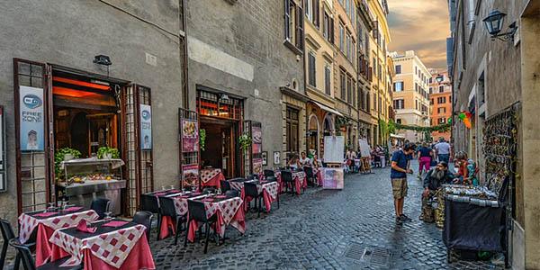 viajar a Italia con un presupuesto low cost