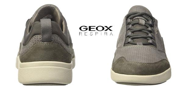 Zapatillas deportivas para hombre Geox U Ailand A chollo en Amazon Moda