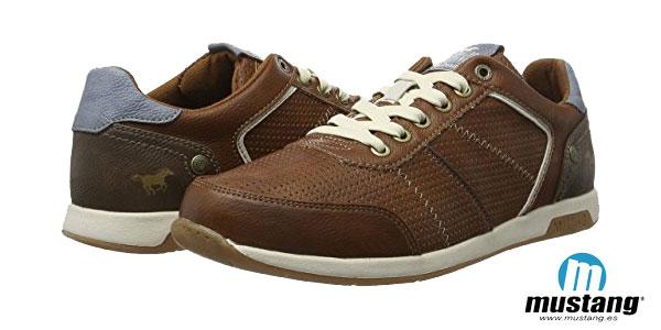 Zapatillas deportivas para hombre Mustang 4114 301 chollo en Amazon