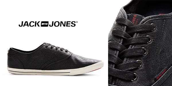 Zapatillas Jack & Jones JFWspider Pu Sneaker anthracite baratas