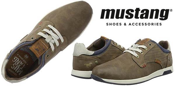 zapatillas Mustang 4114-303-32 para hombre baratas