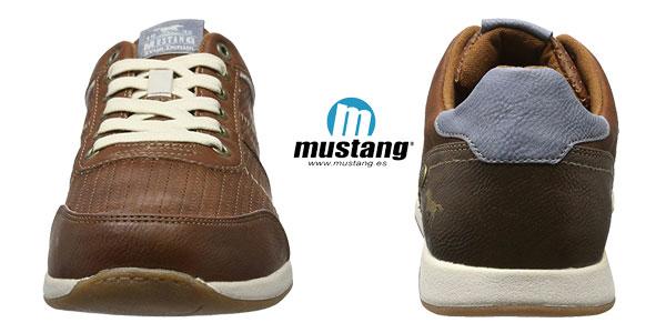 zapatillas para hombre Mustang 4114 301 chollazo en Amazon