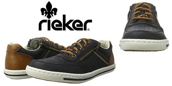 zapatillas Rieker 19005 para hombre de diseño casual baratas