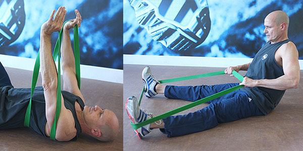 Bandas de resistencia para crossfit y ejercicio Affordable Fitness Equipment rebajadas